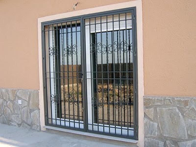 Ventanas con rejas integradas best top ventanas y persiana integrada with ventanas con - Ventana con persiana integrada ...